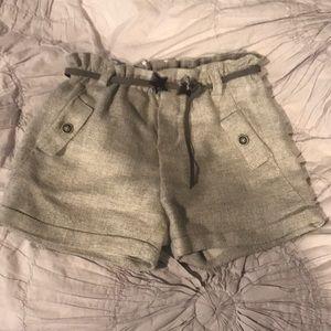 Zara Toddler Girl Wool Shorts 12-18 months